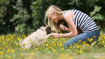 New Study Supports a Special Bond between Dogs and Mothers